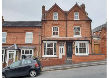 Thumbnail 4 bed terraced house for sale in Salop Road, Redditch