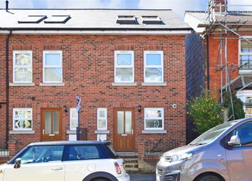 Thumbnail 3 bed terraced house for sale in Terrace Road, Newport, Isle Of Wight