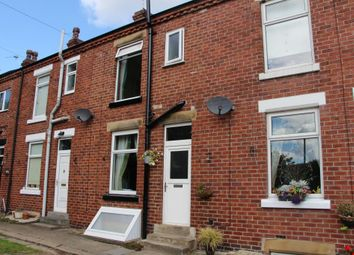 Thumbnail 2 bed terraced house for sale in Wrays Buildings, Horbury, Wakefield