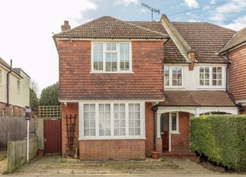 Thumbnail 3 bed semi-detached house for sale in Glenbuck Road, Surbiton