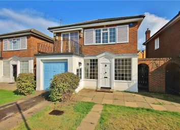 Thumbnail 3 bed detached house to rent in Chestnut Manor Close, Staines-Upon-Thames, Surrey