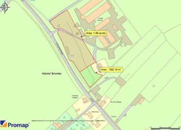 Thumbnail Land to rent in Uttoxeter Road, Abbots Bromley, Staffordshire
