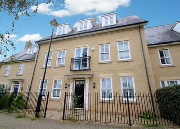 Thumbnail 6 bed town house for sale in Loganberry Road, Ipswich
