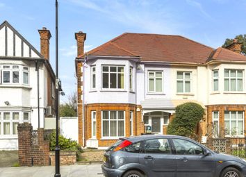 Thumbnail 3 bed flat for sale in St Quintin Avenue, London
