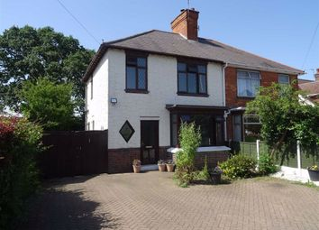 3 bed semi-detached house for sale in Leicester Road, Hinckley LE10