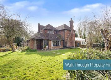 Thumbnail 5 bed cottage for sale in Coldharbour Road, Upper Dicker, Hailsham
