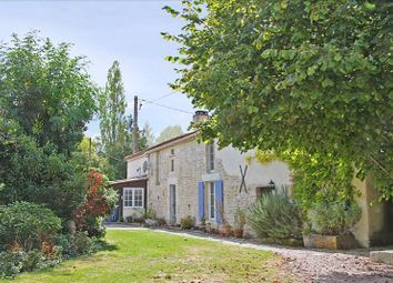 Thumbnail 4 bed property for sale in Villefagnan, 16240, France