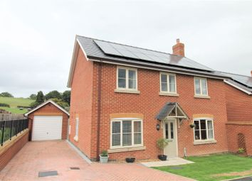 Thumbnail 4 bed detached house for sale in Cae Vyrnwy, Llansantffraid