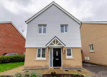 Thumbnail 3 bed link-detached house for sale in Holmes Meadow, Redhouse Park, Milton Keynes