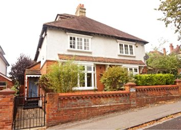 Thumbnail 4 bed semi-detached house for sale in Kings Grove, Maidenhead