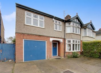 Thumbnail 4 bed semi-detached house for sale in Drury Road, Colchester