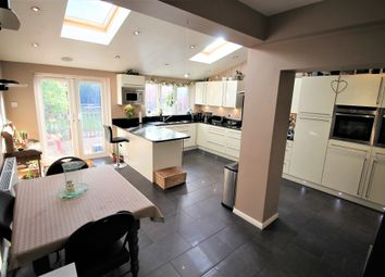 Thumbnail 5 bed semi-detached house for sale in Western Avenue, Gidea Park, Romford
