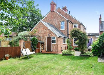 Thumbnail 4 bed semi-detached house for sale in May Road, Turvey, Bedford