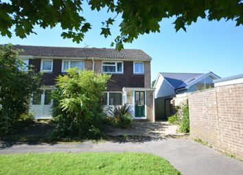 Thumbnail 3 bed end terrace house for sale in Cockerell Close, Merley, Wimborne
