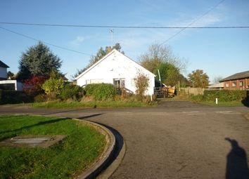 Thumbnail 3 bed detached bungalow for sale in Vicarage Lane, Denton, Northampton