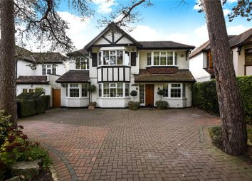 Thumbnail 6 bed detached house for sale in Clamp Hill, Stanmore, Middlesex