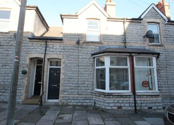 Thumbnail 2 bedroom terraced house for sale in Hunter Street, Barry