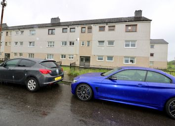 Thumbnail 3 bed flat for sale in Dunphail Drive, Easterhouse