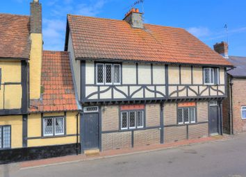 Thumbnail 3 bed terraced house for sale in Trooper Road, Aldbury, Tring
