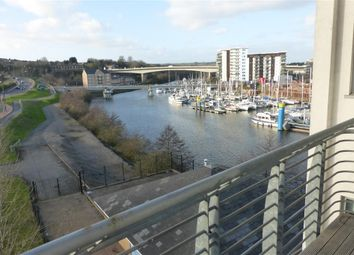Thumbnail 1 bedroom flat to rent in Pierhead View, Penarth