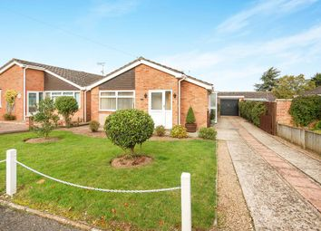 Thumbnail 2 bedroom detached bungalow for sale in Kingfisher Drive, Brandon, Suffolk
