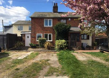 Thumbnail 3 bed semi-detached house for sale in Mill Lane, Birch, Colchester