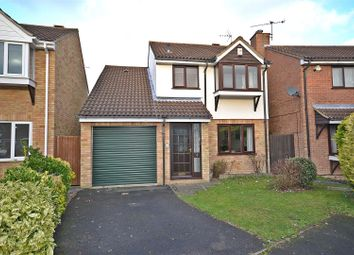 Thumbnail 3 bed detached house for sale in Roe Deer Close, Cherry Hinton, Cambridge