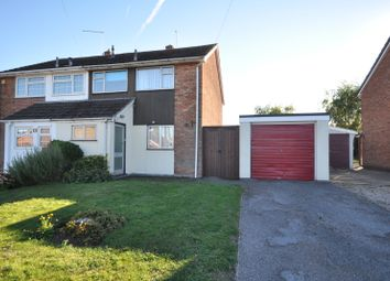 Thumbnail 3 bed semi-detached house to rent in Walford Road, Rolleston-On-Dove, Burton-On-Trent