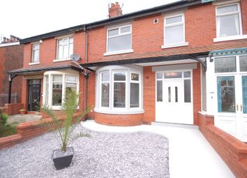 Thumbnail 3 bedroom terraced house for sale in Westmorland Avenue, Blackpool