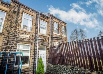Thumbnail 2 bed terraced house for sale in Highroyd Crescent, Moldgreen, Huddersfield