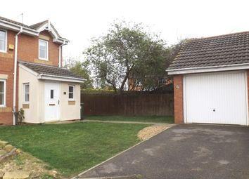 Thumbnail 3 bedroom property to rent in Swan Gardens, Peterborough