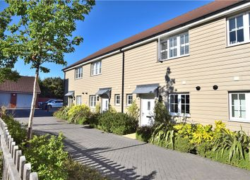 Thumbnail 2 bed terraced house for sale in Saffron Way, Little Canfield, Dunmow