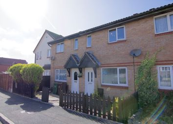 Thumbnail 2 bed terraced house for sale in Doddridge Close, Plymouth