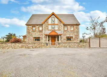 Thumbnail 5 bed detached house for sale in Winsh Fawr, Heolgerrig, Merthyr Tydfil