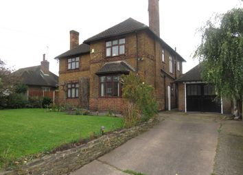 Thumbnail 5 bed detached house for sale in Bar Lane, Nottingham