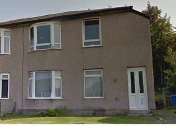 Thumbnail 3 bed flat to rent in Ardmay Crescent, Glasgow