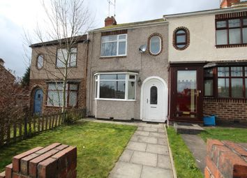 Thumbnail 2 bed terraced house for sale in Lord Lytton Avenue, Coventry