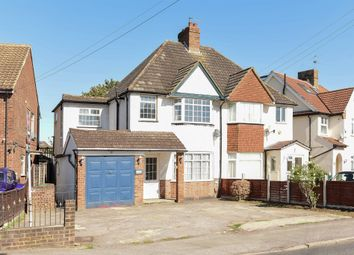 Thumbnail 3 bedroom semi-detached house for sale in Feltham Road, Ashford