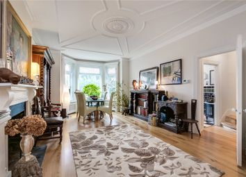 Thumbnail 4 bed maisonette to rent in Clapham Common North Side, London