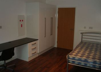 Thumbnail 1 bed property to rent in Burns Street, Leicester