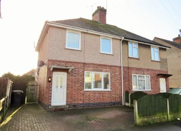Thumbnail 3 bed semi-detached house for sale in Alexander Road, Bedworth