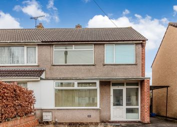 Thumbnail 4 bed semi-detached house for sale in Bradley Avenue, Bristol, South Gloucestershire