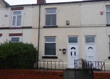 Thumbnail 2 bed terraced house to rent in Chancery Lane, St. Helens