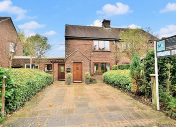 Thumbnail 2 bed cottage for sale in Reedgate Lane, Crowley, Northwich