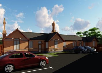 Thumbnail 2 bed semi-detached bungalow for sale in Station Road, Kimberley, Nottingham