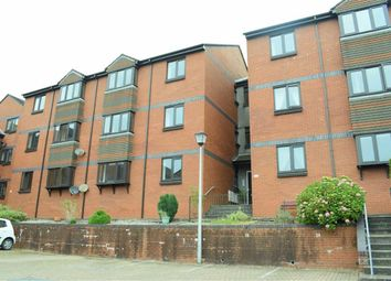 Thumbnail 2 bed flat for sale in Sarlou Court, Uplands, Swansea