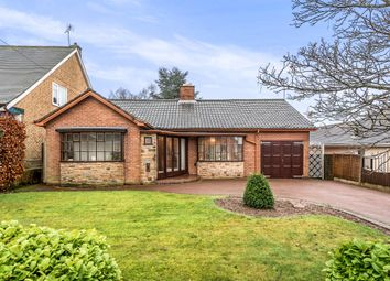 Thumbnail 3 bed detached bungalow for sale in Poplar Lane, Cannock