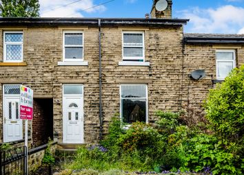 Thumbnail 3 bedroom terraced house for sale in Woodside Road, Beaumont Park, Huddersfield