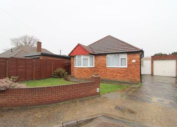Thumbnail 2 bed bungalow for sale in Montrose Close, Ashford