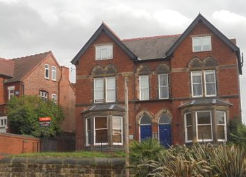 Thumbnail Studio to rent in 1A Belper Road, Derby